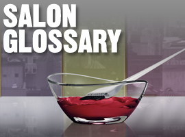Salon Glossary of hair terms - by Redken