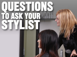 Questions to Ask Your Hair Stylists - Hair Tips by Redken