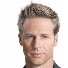 Grey Hair Coverage - Blonde Model - Color Camo by Redken For Men
