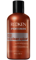 clean spice 2-In-1 conditioning shampoo