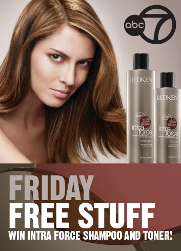 Rcom intraforce leftcolumn v2 Free Redken Intra Force Detoxifying Shampoo and Nourishing Tone Giveaway