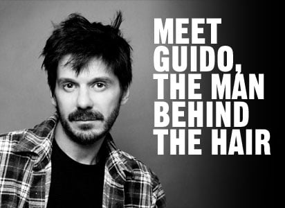Meet Guido, the Man Behind the Hair