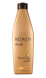 Diamond Oil Shampoo - For Damaged Hair