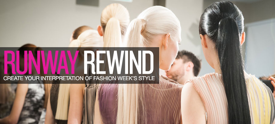 2012 fashion week hairstyles- updos - braids - new york fashion week - milan - paris