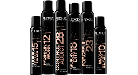 Redken Hairsprays