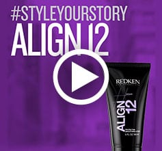 how to use redken align 12