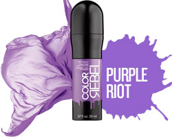 Color Rebel Purple Riot