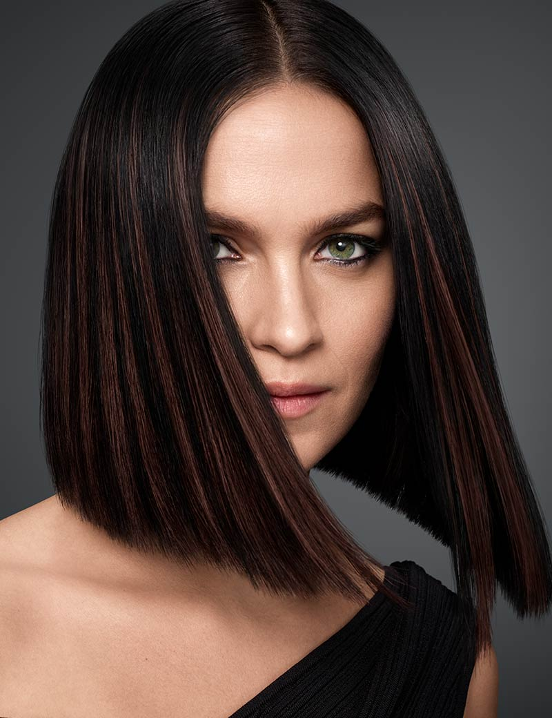 Chocolate Brown Babylights Lacquered Finish Redken
