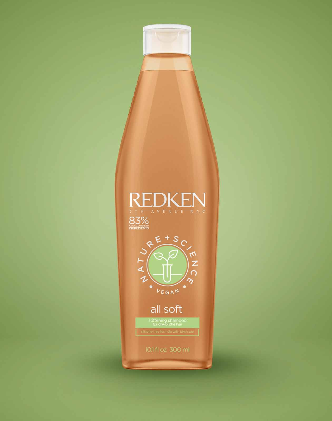 Redken 2018 Product Nature Science 1260x1600 All Soft Shampoo Green.jpg