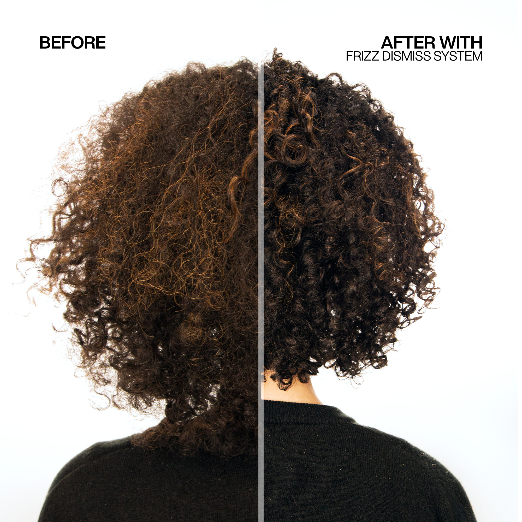 FRIZZ DISMISS before after2