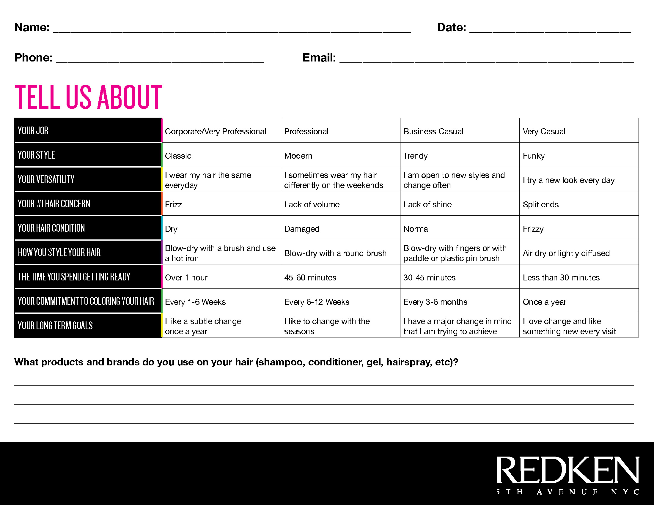 redken gloss color chart search results fun coloring pages