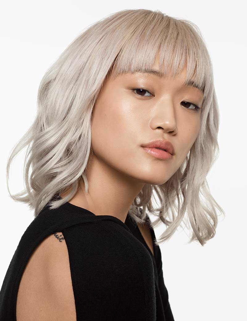 Platinum Blonde Hair Color Redken