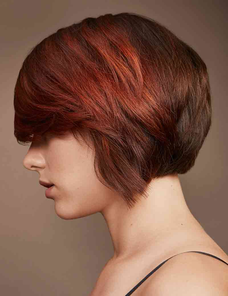 9 Beyond Brunette Haircolor Ideas For All Hair Lengths Redken