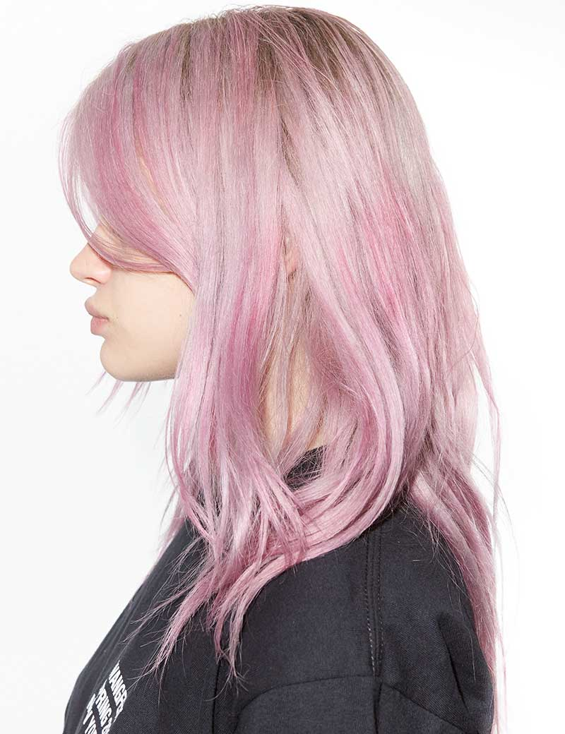 Rose Quartz Haircolor | Redken
