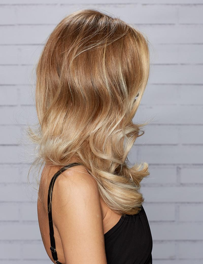 Ombre, Blonde Haircolor