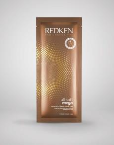Redken All Soft Mega Mask cap