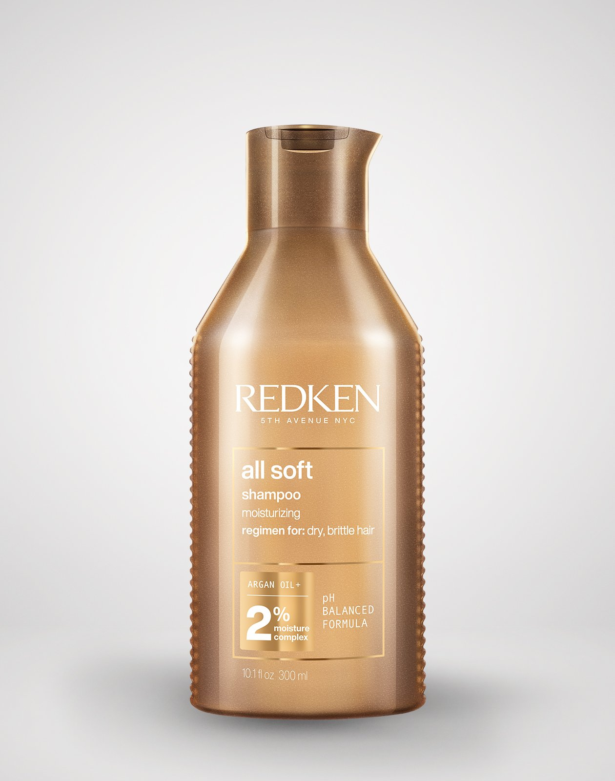 Anti-Frizz Moisturizing Hair Mask – Redken All Soft Heavy