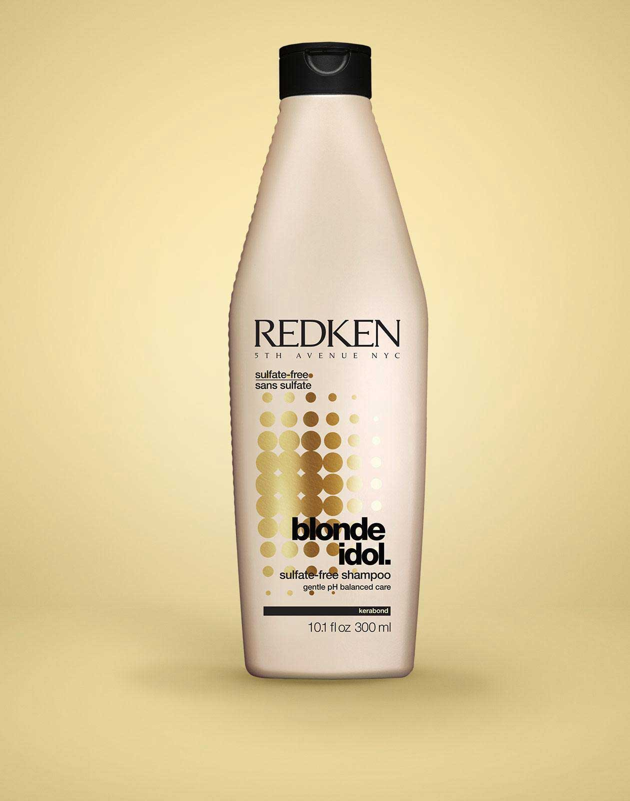 Sulfate Free Shampoo For Blonde Colored Hair Redken Idol