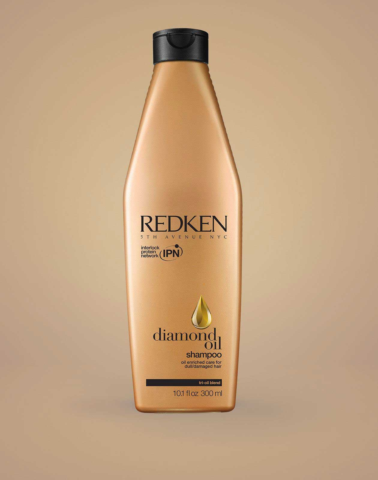 Hair Oil Shampoo To Repair Damaged Hair Redken Diamond