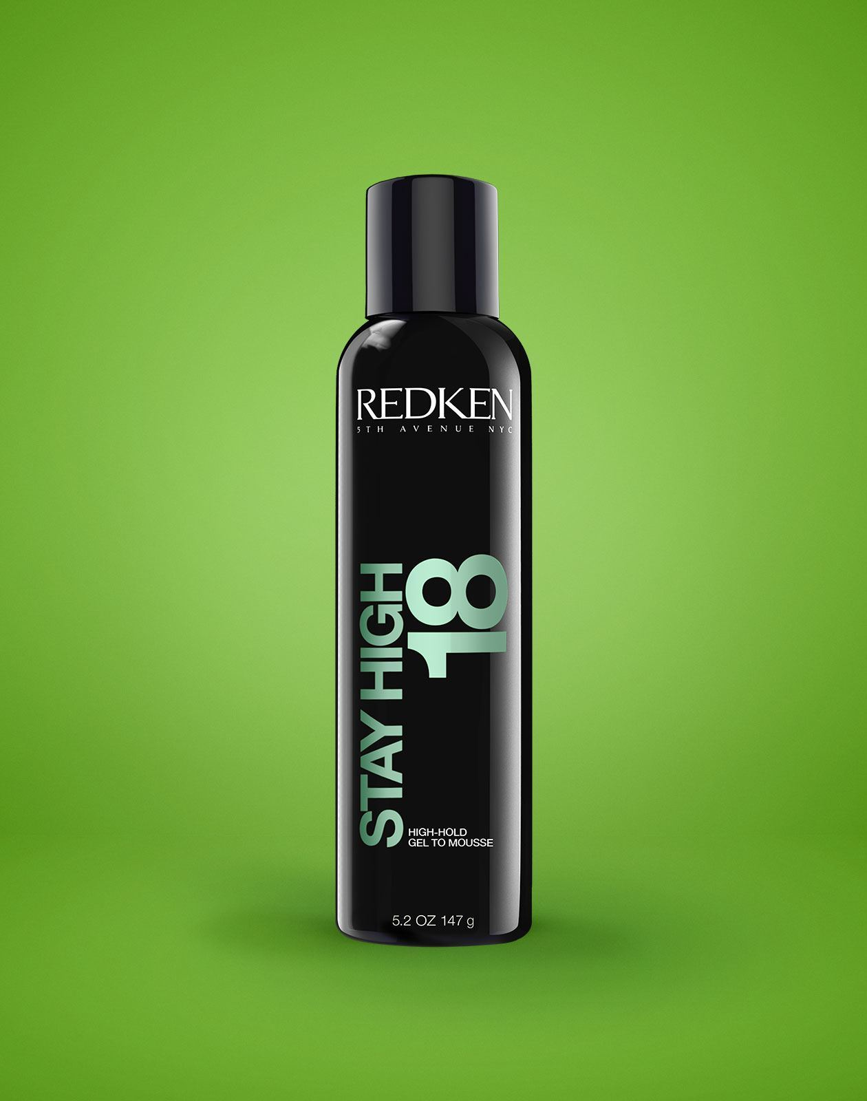 High Hold Volumizing Hair Gel To Mousse Redken Stay High 18