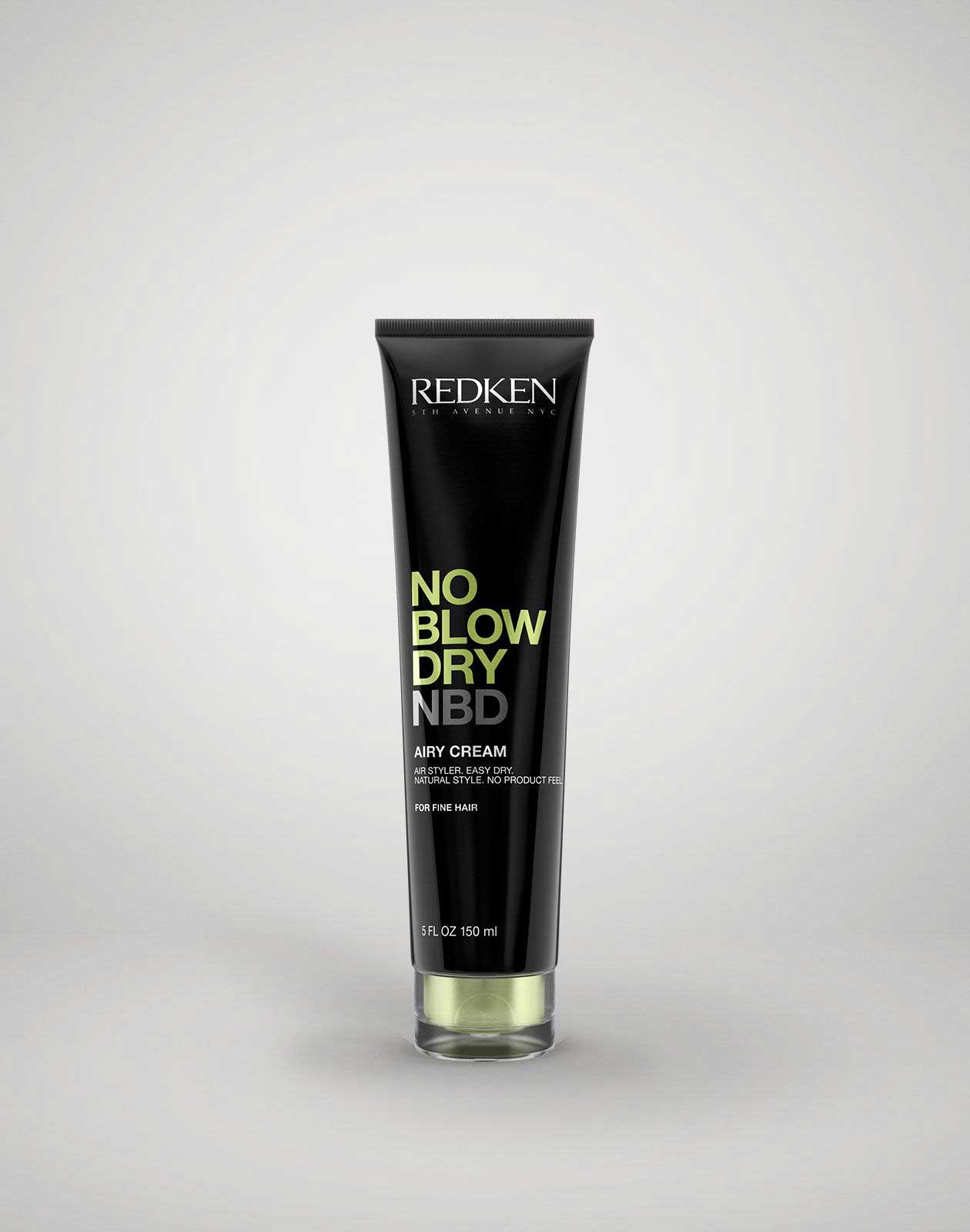 Redken No Blow Dry Airy Cream Air Dry Styler