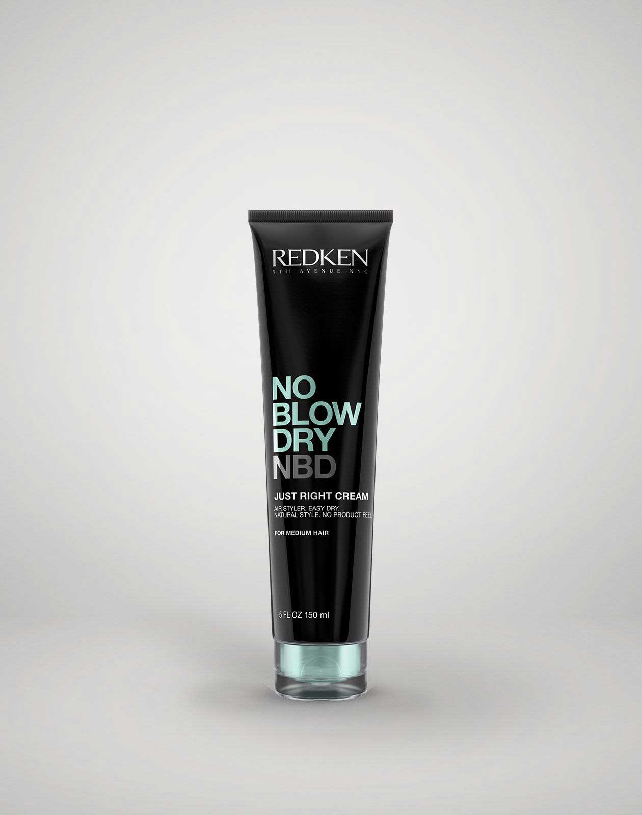 Redken No Blow Dry Just Right Cream Air Dry Styler