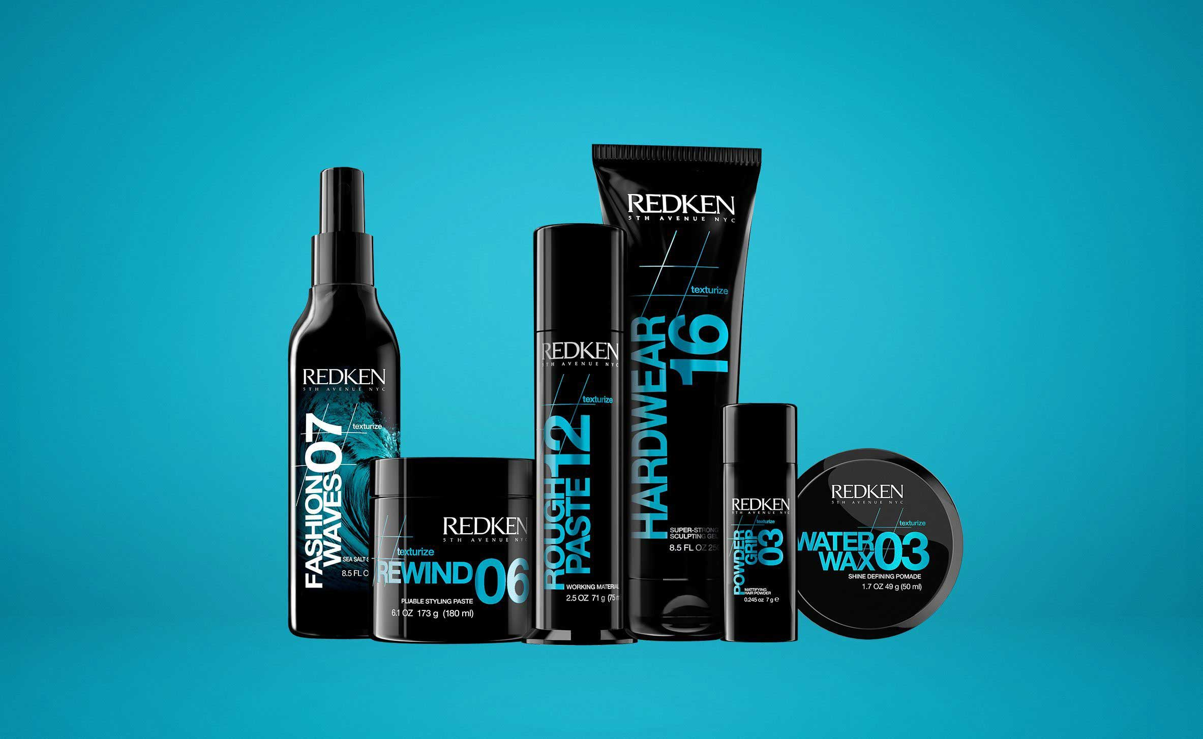 Texturize Hair Styling Products