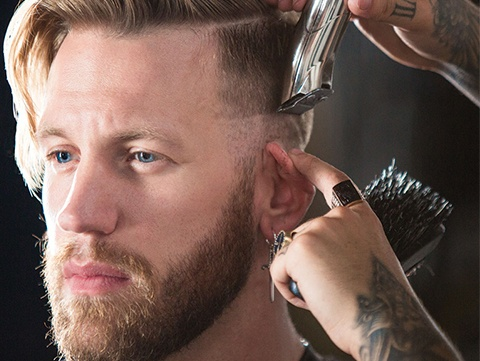 Men S Haircut And Hairstyling Blog Articles Redken