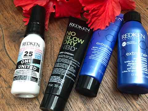 Easiest Way To Style Your Hair Without A Blow Dryer Redken