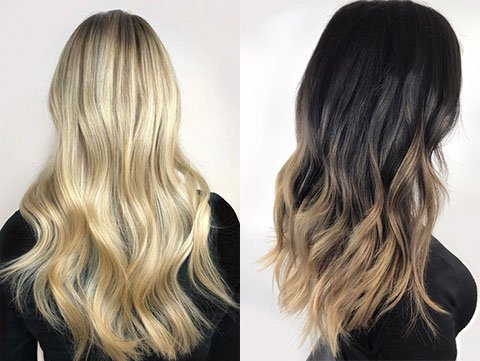 Ombre Vs Balayage What Is The Difference Redken