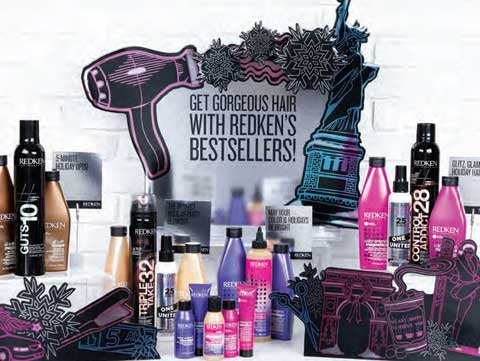 Holiday Gift Ideas from Redken