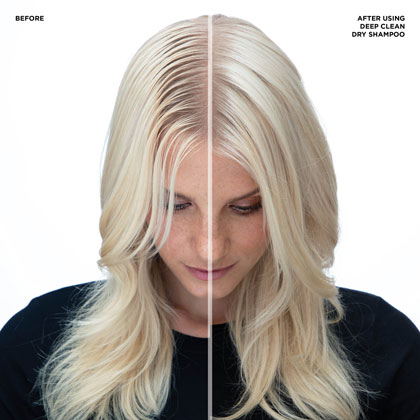 Redken-2019-Deep-Clean-Dry-Shampoo-Before-After