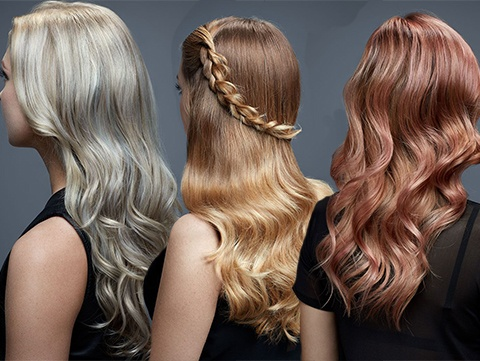 3 amazing Blondes to get your hair ready for spring!