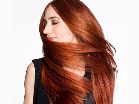 Redken muse, model and producer, Lizzy Jagger