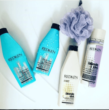 Redken shampoo and conditioners should be a part of your shower routine
