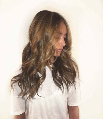 Beach-Approved Balayage