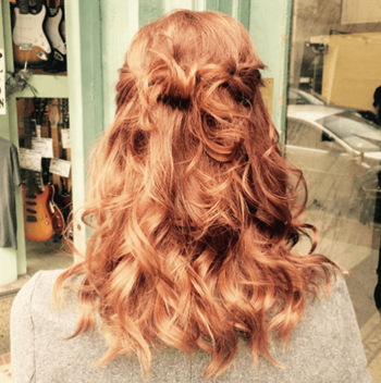5 Date Night Hairstyles Perfect For Valentine\'s Day | Redken