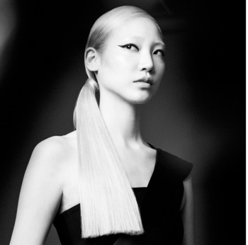Redken muse, model and trendsetter, Soo Joo Park