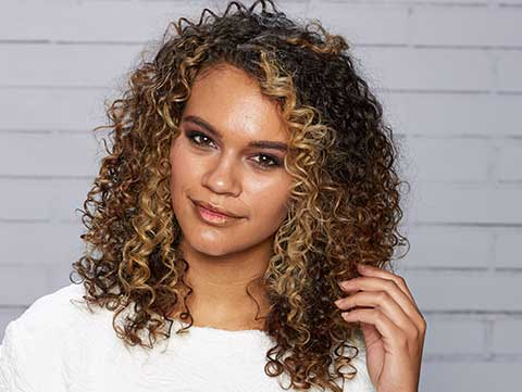 How To Care For Your Spiral Curls
