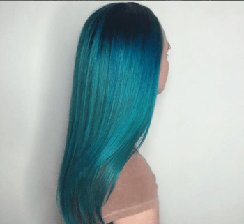 Low-maintenance shadow roots offer a stylish yet practical spin on the mermaid trend.