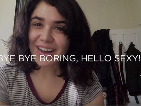 new hue new you episode 1: Bye Bye Boring, Hello Sexy!