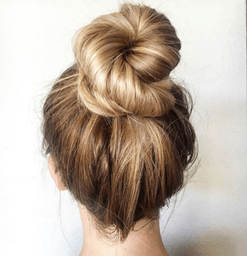 7 Quick Easy Hairstyles For Working Out Redken