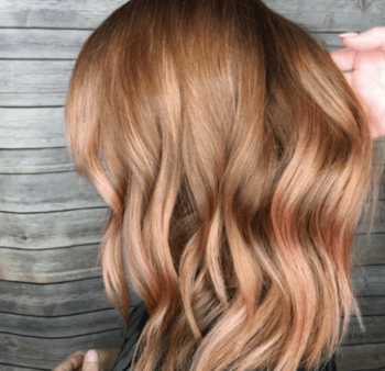 Rose Gold Hair Is The Haircolor Taking Over Instagram For Fall 2017