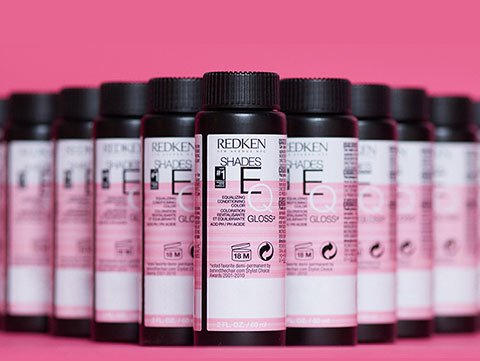 Redken's Shades EQ hair gloss is one of the best-selling haircolor formulas on the market.