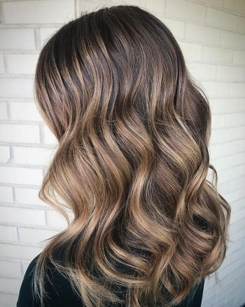 Dark Roots Blonde Hair The Perfect Low Maintenance