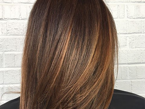 Cuccino Brown Hair Color