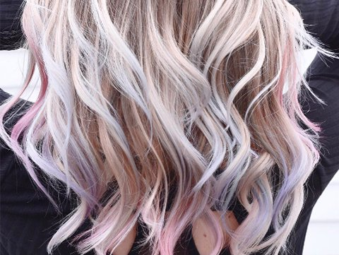 Update your hair for spring with these top 10 pastel hair colors.