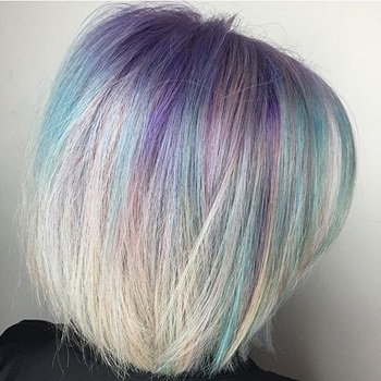 Top 10 Fantasy Haircolor Trends Redken