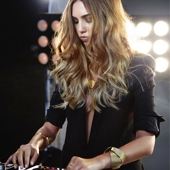 Redken muse, model and DJ, Amber Le Bon