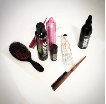 Redken Artist, Richard Kavanagh go-to hair tools and hair styling products